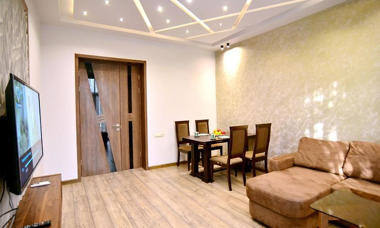 Stylish Apartment At Cascade Yerevan Affordable Stay In